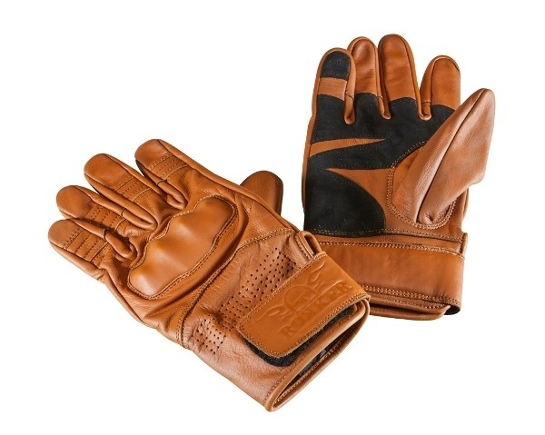 "ROKKER Gloves - ""Explorer"" - brown"