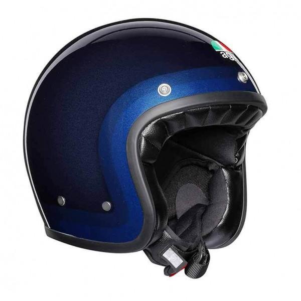 "AGV X70 - ""Trofeo Blue"" - ECE"