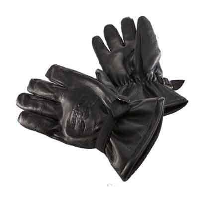 """ROKKER Handschuhe - """"California Light"""" - schwarz"""