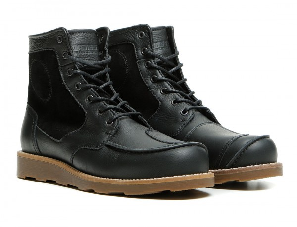 """DAINESE 72 Motorcycle Boots - """"Tan-Tan"""" - tap shoe"""