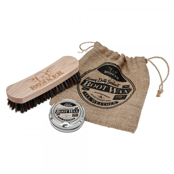 "ROKKER Shoe Care - ""Boot Care Set"""
