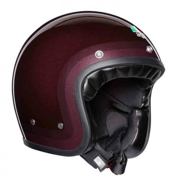 """AGV X70 - """"Trofeo Purple Red"""" - ECE"""