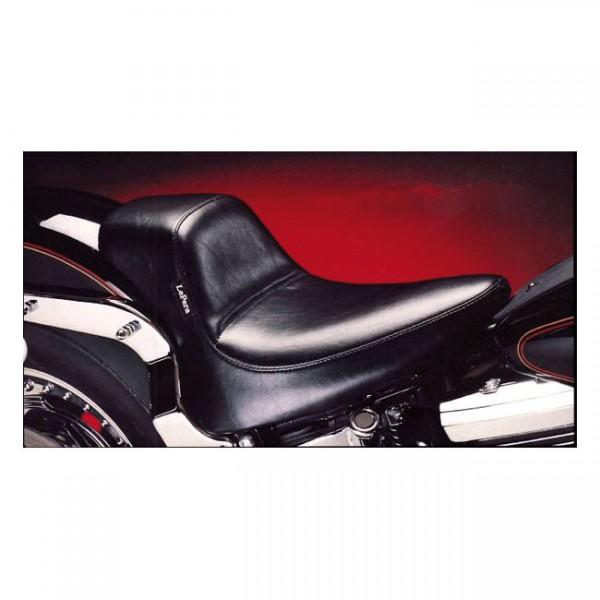 "LEPERA Seat - ""LePera, Daytona Sport solo seat. Gel"" - 84-99 Softail (NU)"