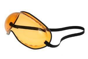 "PAULSON Brille - ""Racing Bubble"" - amber-orange"