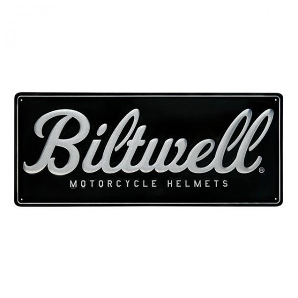 BILTWELL Script Shop Sign