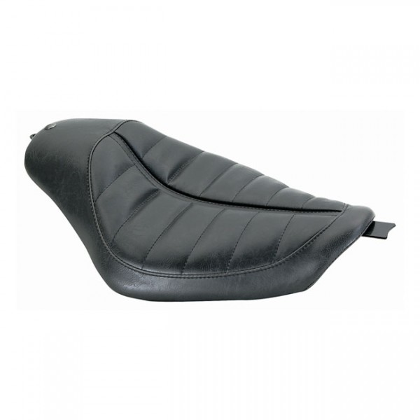 "ROLAND SANDS Seat - ""Bob Job seat. Enzo, black"" - 04-20 XL (excl. 04-06 XL)"