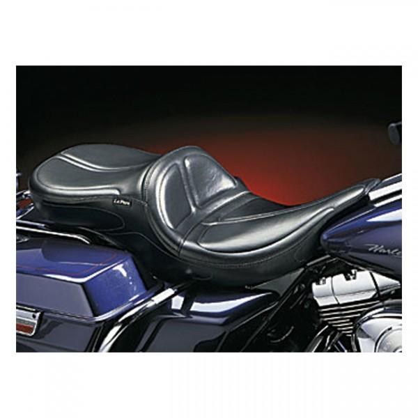 "LEPERA Sitz - ""Maverick 2-up seat. Gel"" - 02-07 FLT/Touring (excl. FLHR, FLHX) (NU)"