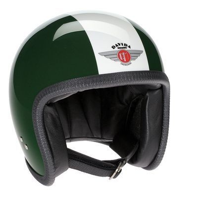 "DAVIDA - ""Speedster"" - British Racing Green White"