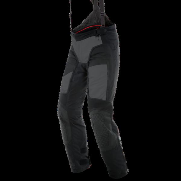 DAINESE Motorcycle Pants D-Explorer 2 Black and Ebony