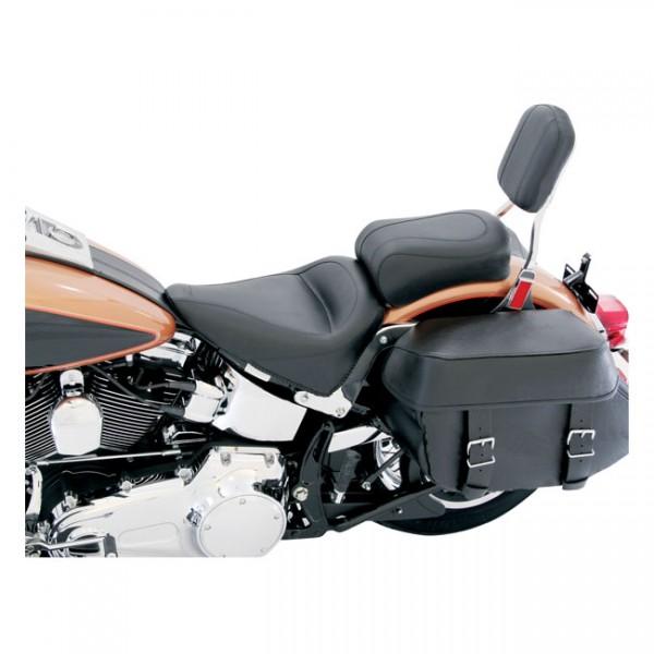 """MUSTANG Sitz - """"Mustang, Standard Touring seat"""" - 84-99 Softail (NU)"""