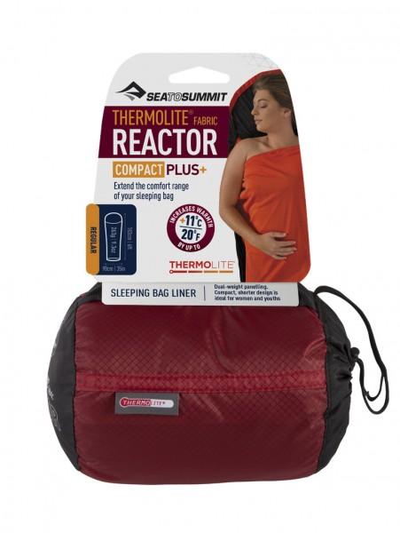"SEA TO SUMMIT Sleeping Bag Liner - ""Thermolite Reactor Plus"""