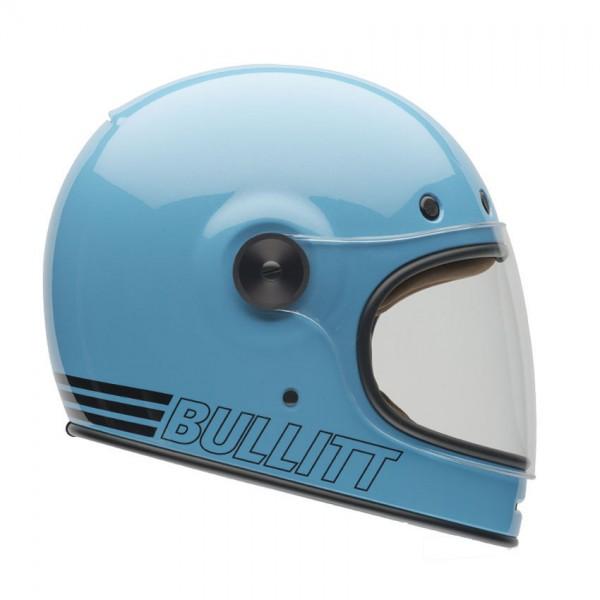 "BELL Bullitt - ""Retro Blau"" 2017 - ECE"