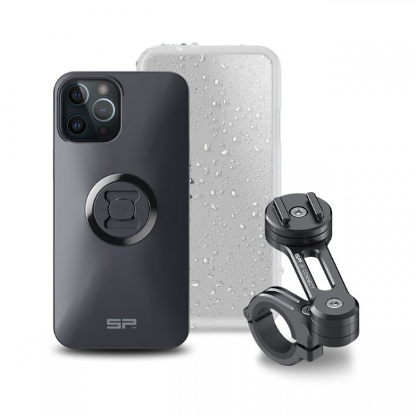 SP CONNECT Phone Holder Moto Bundle iPhone 12 Pro Max