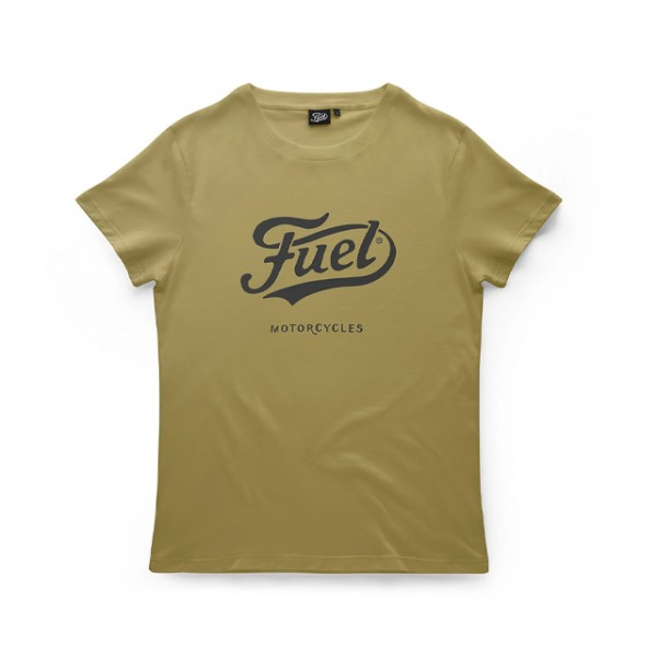 Fuel T-Shirt Army in olive