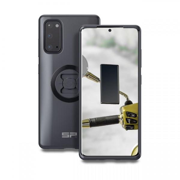 SP CONNECT Phone Holder Moto Mirror Bundle LT Samsung S20