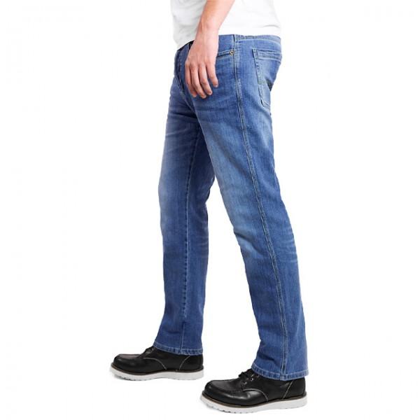 John Doe Original Jeans in Hellblau