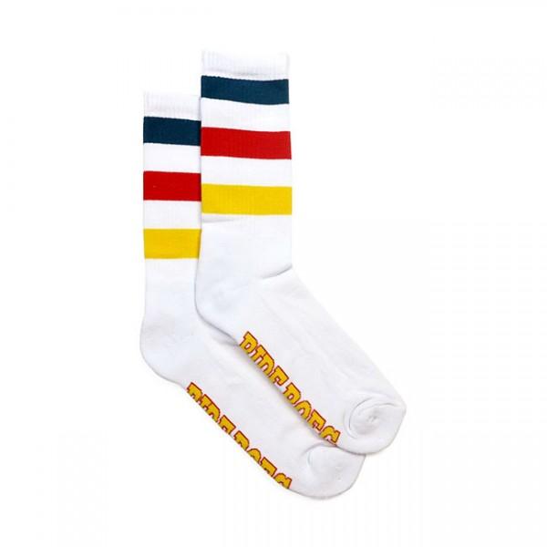 ROEG Rider Socken in weiß