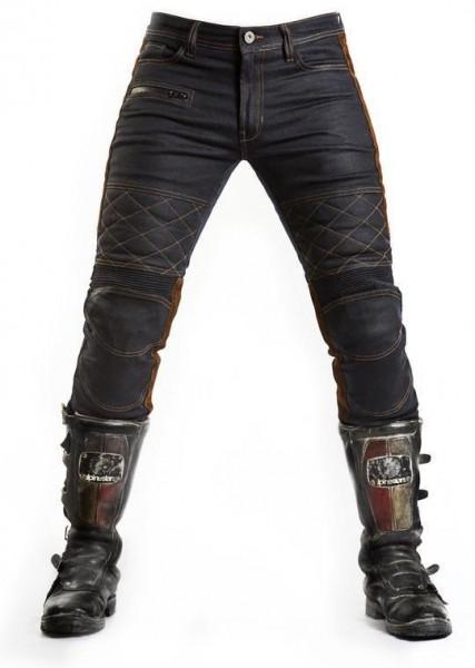 FUEL Jeans Sergeant Waxed Pants in blau