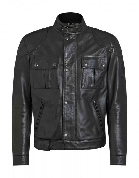 BELSTAFF Brooklands motorcycle jacket antique black