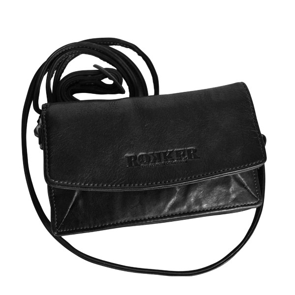 "ROKKER Wallet - ""Lady Wallet"" - black"