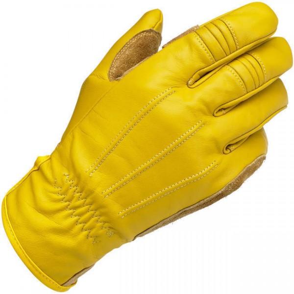 """BILTWELL Handschuhe - """"Work Gloves"""" - gold"""