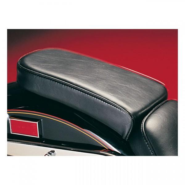 "LEPERA Sitz - ""Cobra Passenger seat. Smooth"" - 00-07 Softail with upto 150mm tire"
