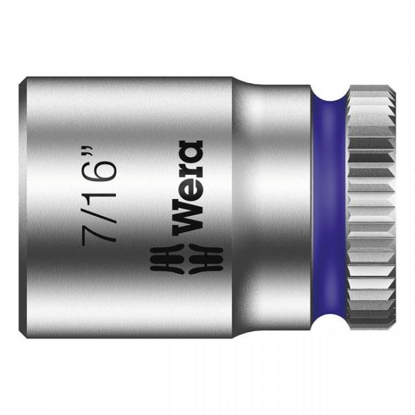 """WERA Werkzeug - """"Wera Zyklop 1/4""""-Nuss - US-Größen 7/16"""""""" - Hex bolts and nuts"""