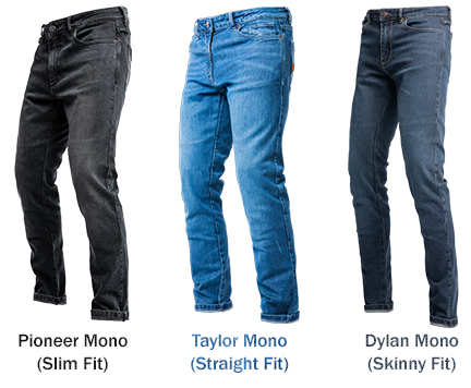 JOHN DOE Monolayer Jeans
