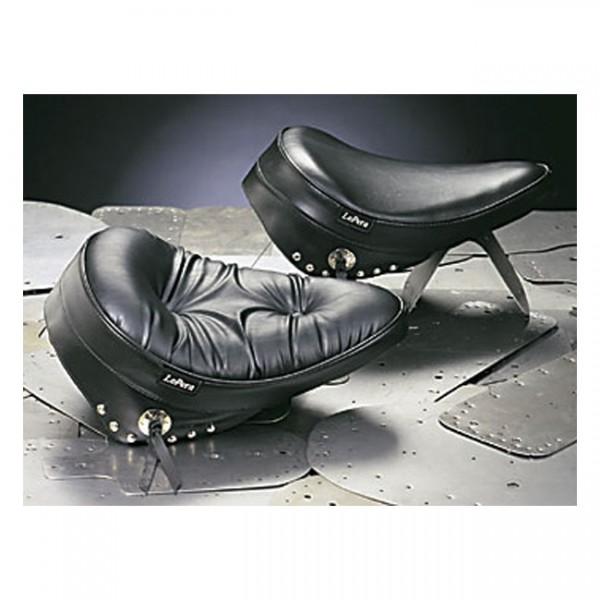 "LEPERA Seat - ""LePera, Sanora solo seat. Smooth with skirt"" - 57-78 XL (NU)"
