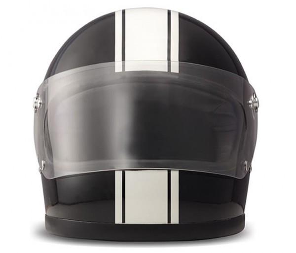 "DMD - ""Rocket Carbon Racing"" - black & white - ECE"