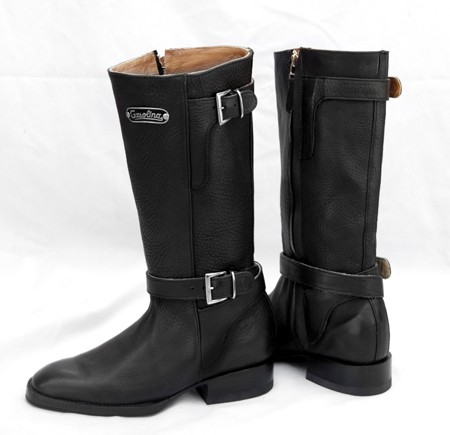 "GASOLINA Boots - ""Deluxe"" - black"
