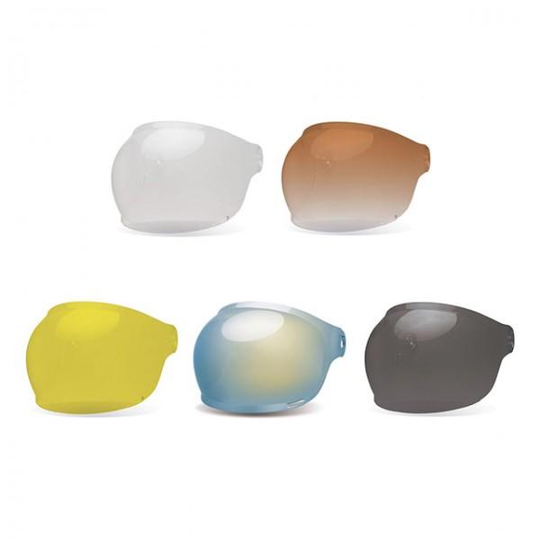 BELL Bullitt visor Bubble with black tab