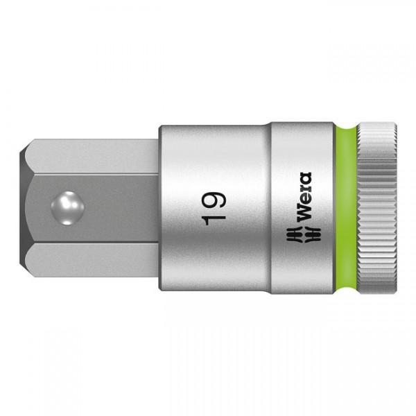 """WERA Werkzeug - """"Wera Zyklop 1/2"""" Innensechskant-Bit mit Haltefunktion"""" - 1/2"""" drive"""