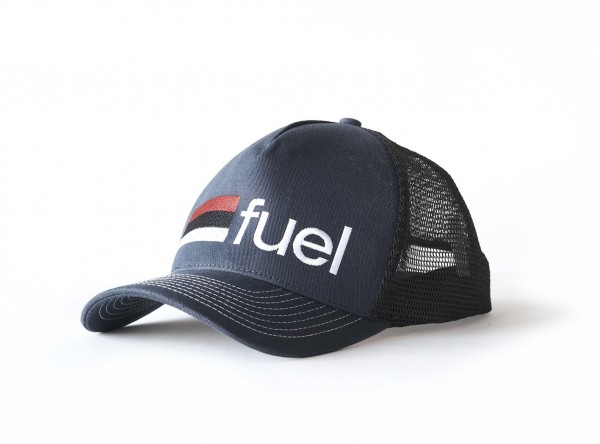 FUEL Rally Raid Cap blau