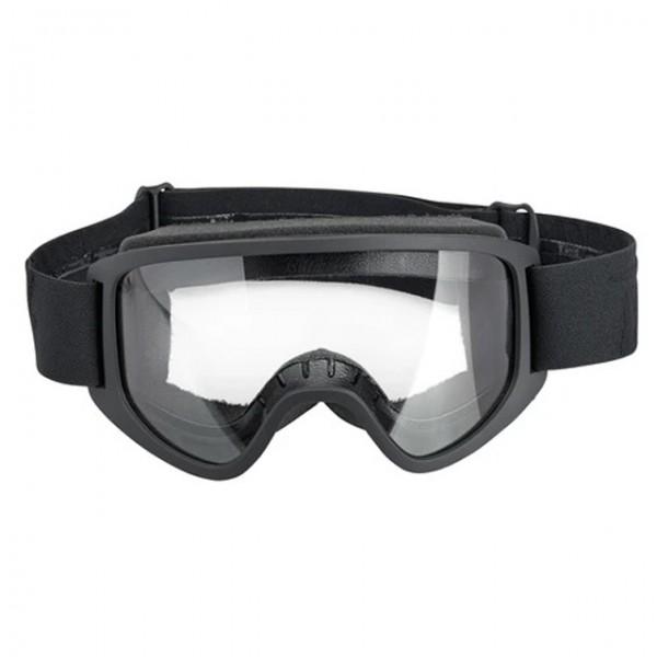 BILTWELL Moto 2.0 Motorcycle Goggle Blackout