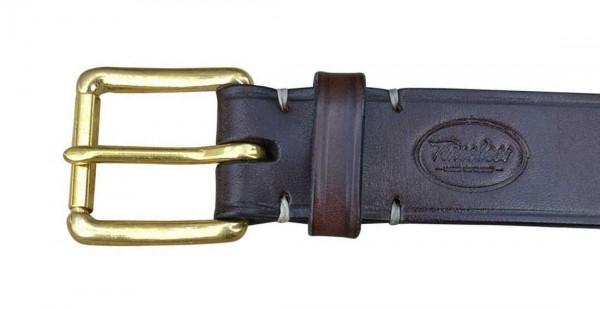 Timeless Leather Standard Belt 4cm brown