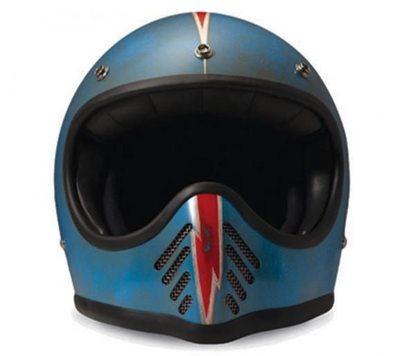 DMD 75 SeventyFive Carbon Handmade Arrow Blue with ECE