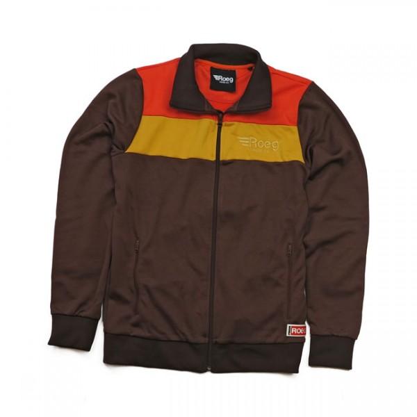 ROEG track jacket greg brown