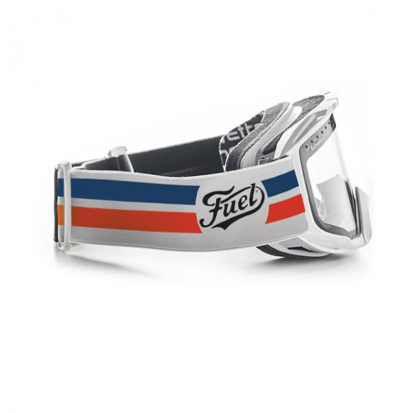 FUEL goggles 35 with clear lens