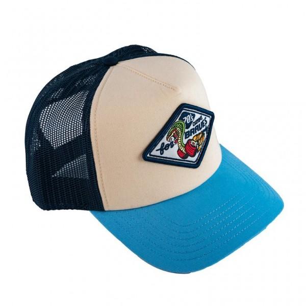 SEVENTIES Hat Braves blue