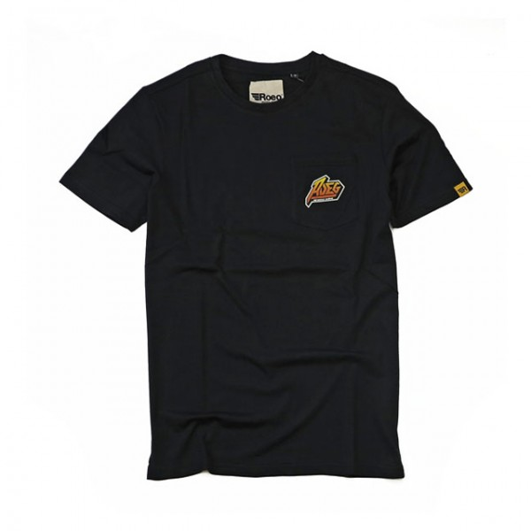 ROEG T-Shirt 7Tees Tee schwarz