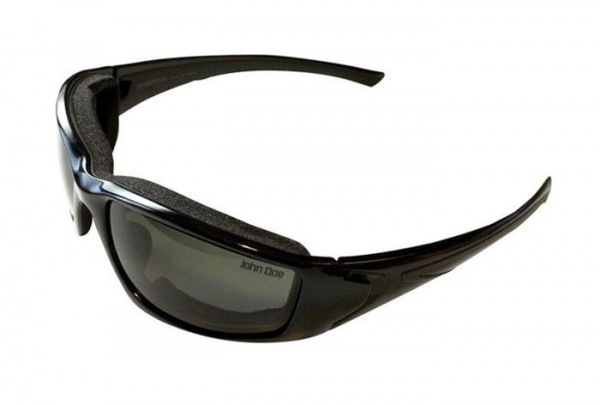 "JOHN DOE Sunglasses - ""Airborne"" - smoke"