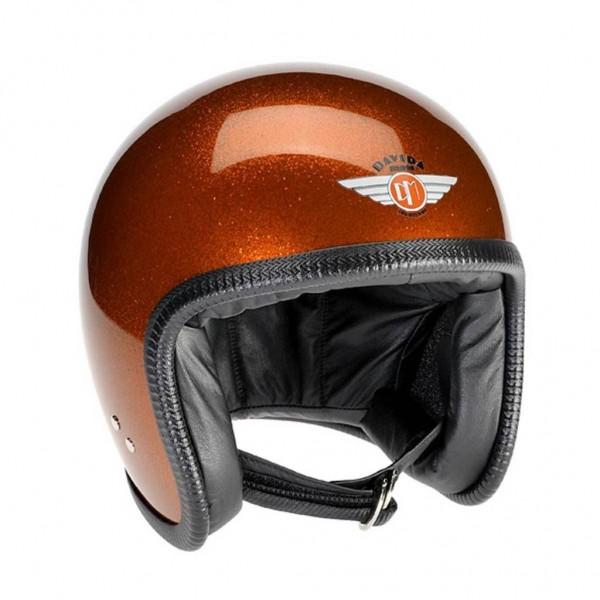DAVIDA Speedster v3 Cosmic Flake Orange mit ECE