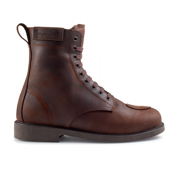 STYLMARTIN Motorcycle Boots District brown