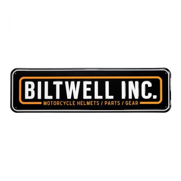 BILTWELL Sign Rectangle