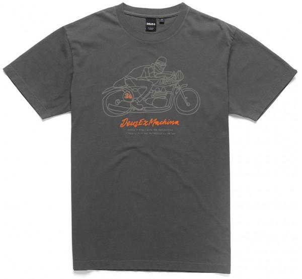 DEUS EX MACHINA T-Shirt Motor Meet Tee