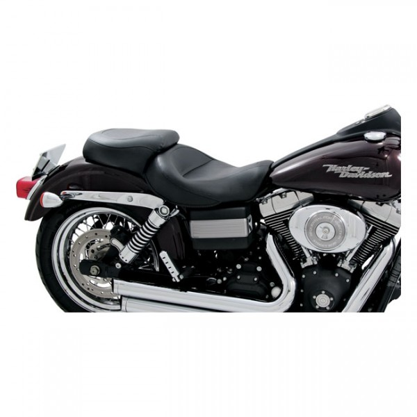 """MUSTANG Sitz - """"Mustang, Wide Touring seat"""" - 06-17 Dyna (excl. 14-17 Fat Bob) (NU)"""