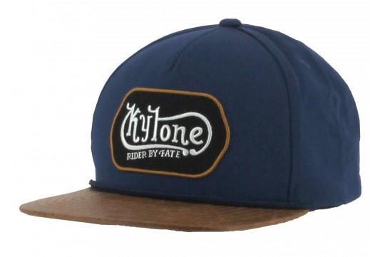 Kytone Cap Rider blau