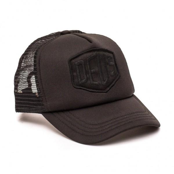 """DEUS EX MACHINA Hat - """"Baylands Trucker"""" - black"""