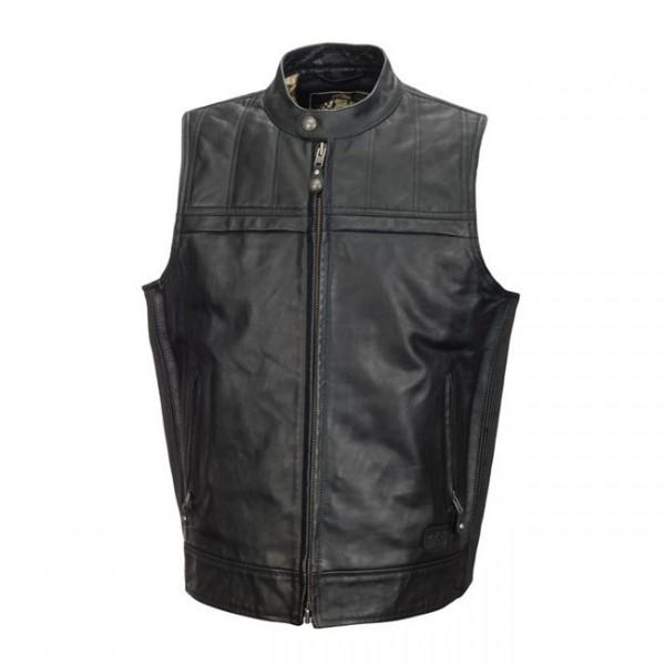 """ROLAND SANDS Vest - """"Colt"""" - black"""